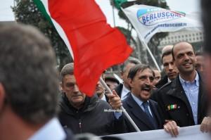 """""""VERGOGNOSE LE PAROLE DELLA LEGA SU ALFANO"""""""